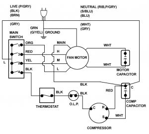 Car Air Conditioning System Wiring Diagram Pdf - Ideal Elegant Air Conditioner Wiring Diagram Pdf Diagram Central Air Conditioning System Pdf Zh3 13q