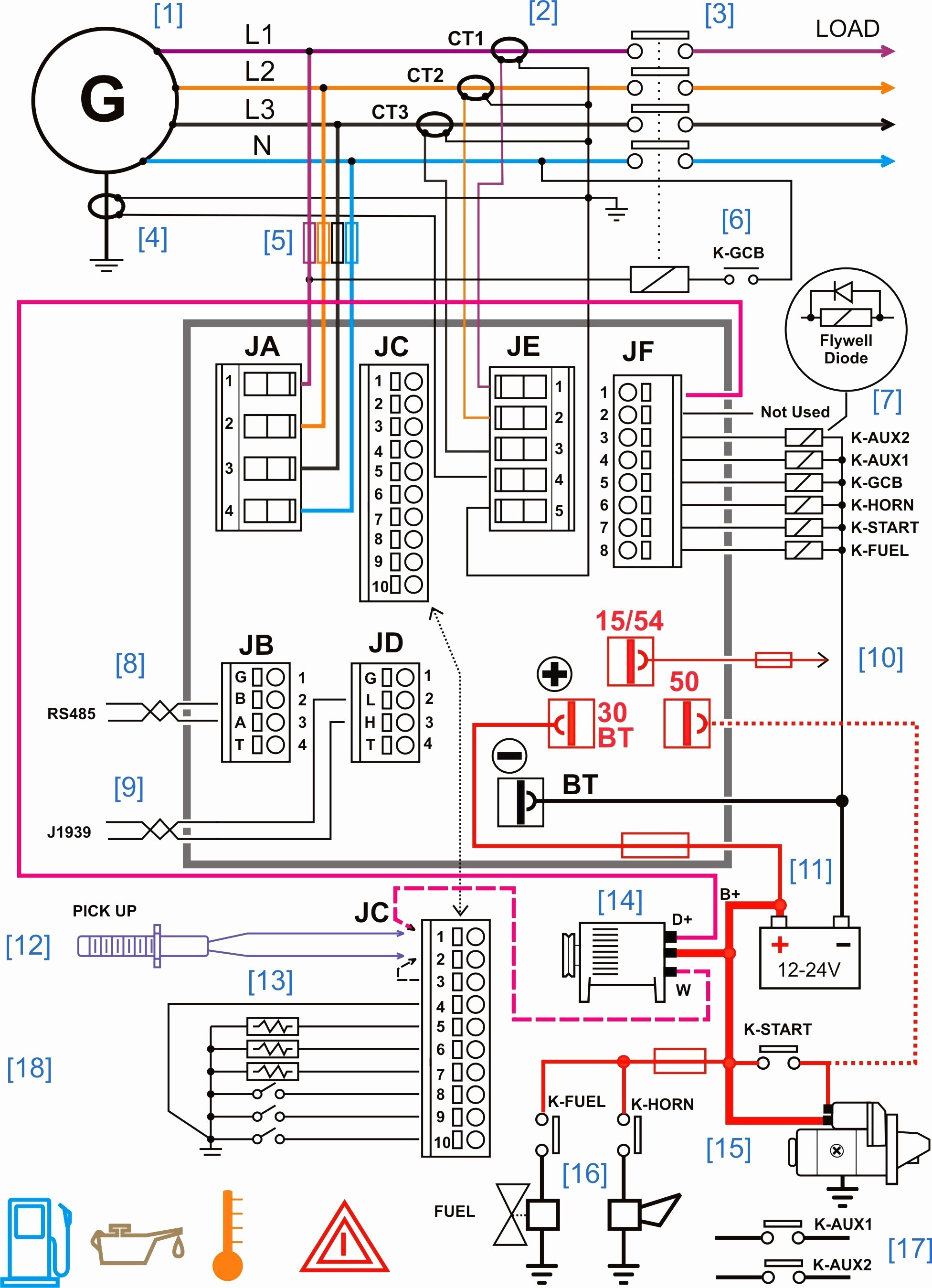 Car Electrical Wiring Diagram Gallery