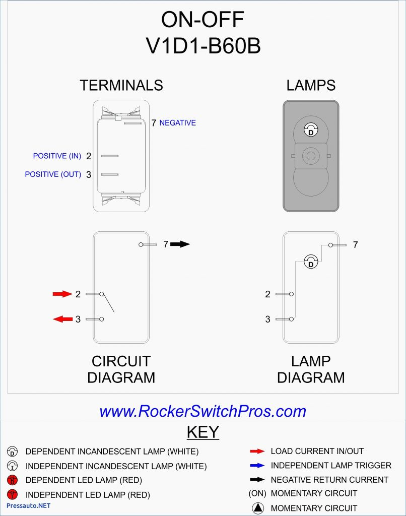 Carling Technologies Rocker Switch Wiring Diagram Download