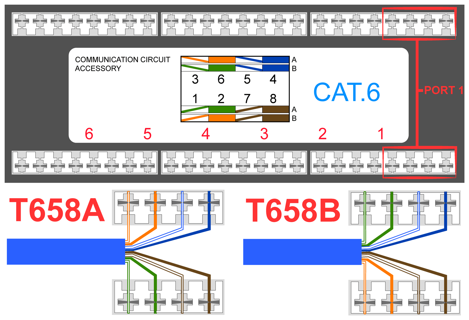 cat 5 wiring diagram wall jack collection