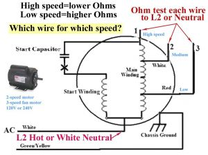 Ceiling Fan Wiring Diagram 3 Speed - Ceiling Fan Wiring Diagram with Capacitor Best I Need A Wire Endearing Enchanting 3 6m