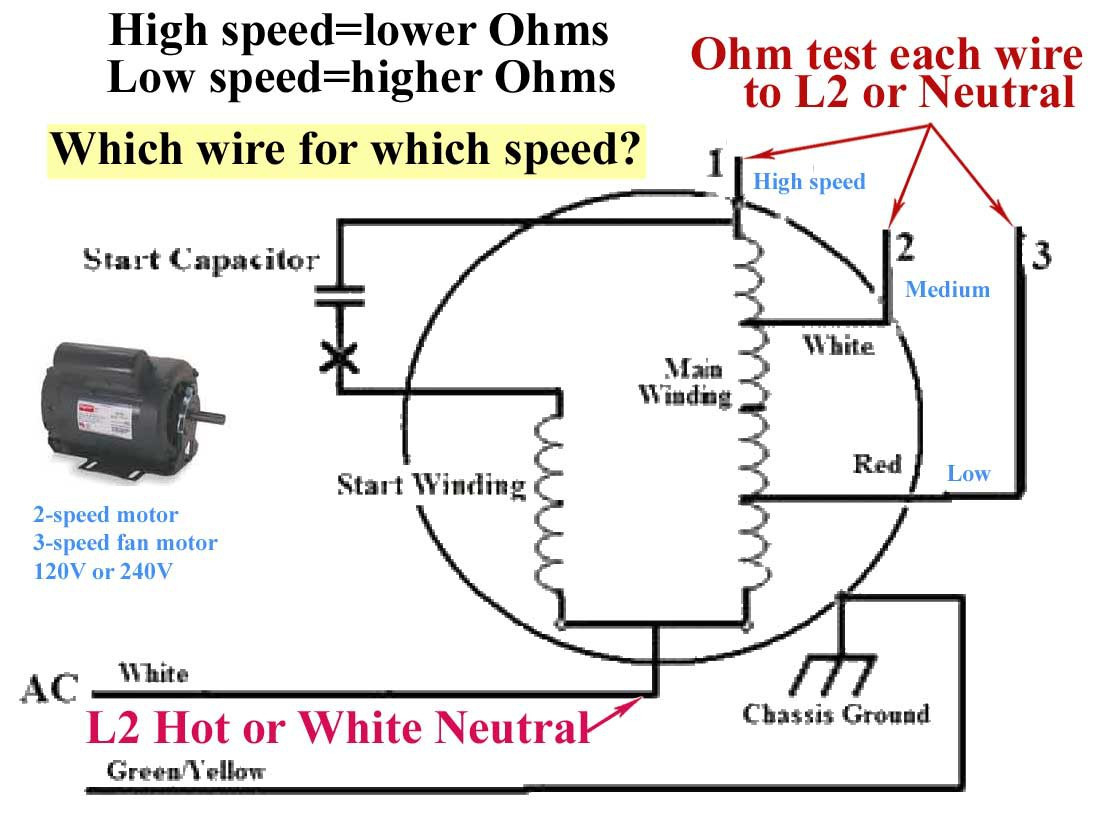 Ceiling Fan Wiring Diagram 3 Speed Collection