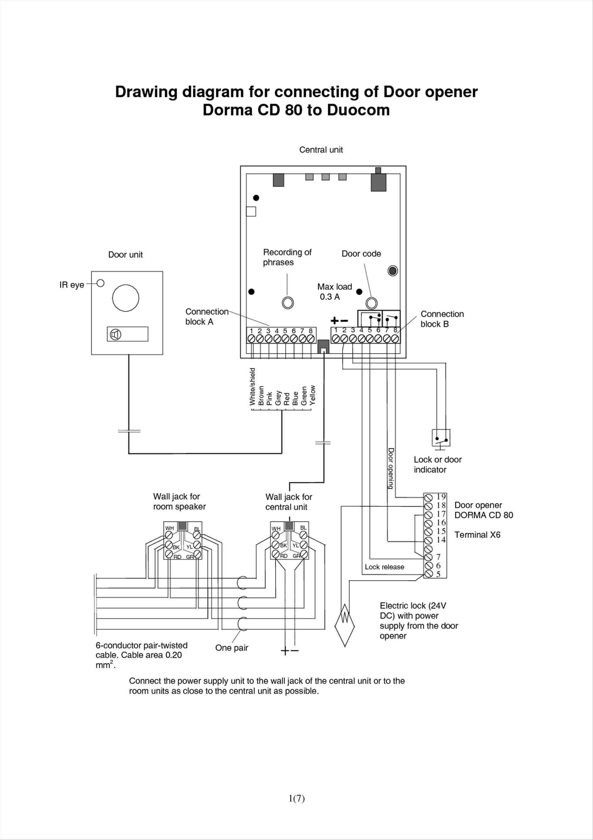Chamberlain Garage Door Opener Sensor Wiring Diagram Sample