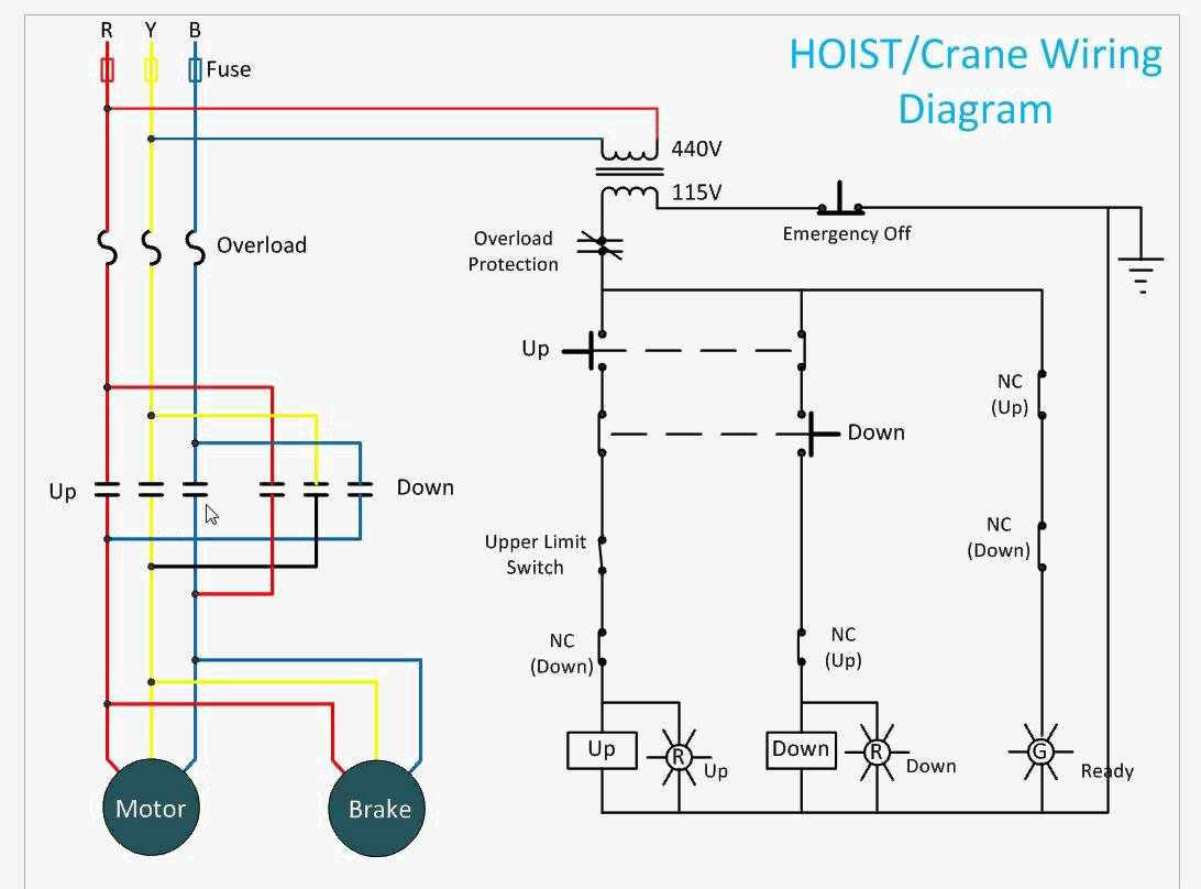 Cm Hoist Wiring Diagram Sample