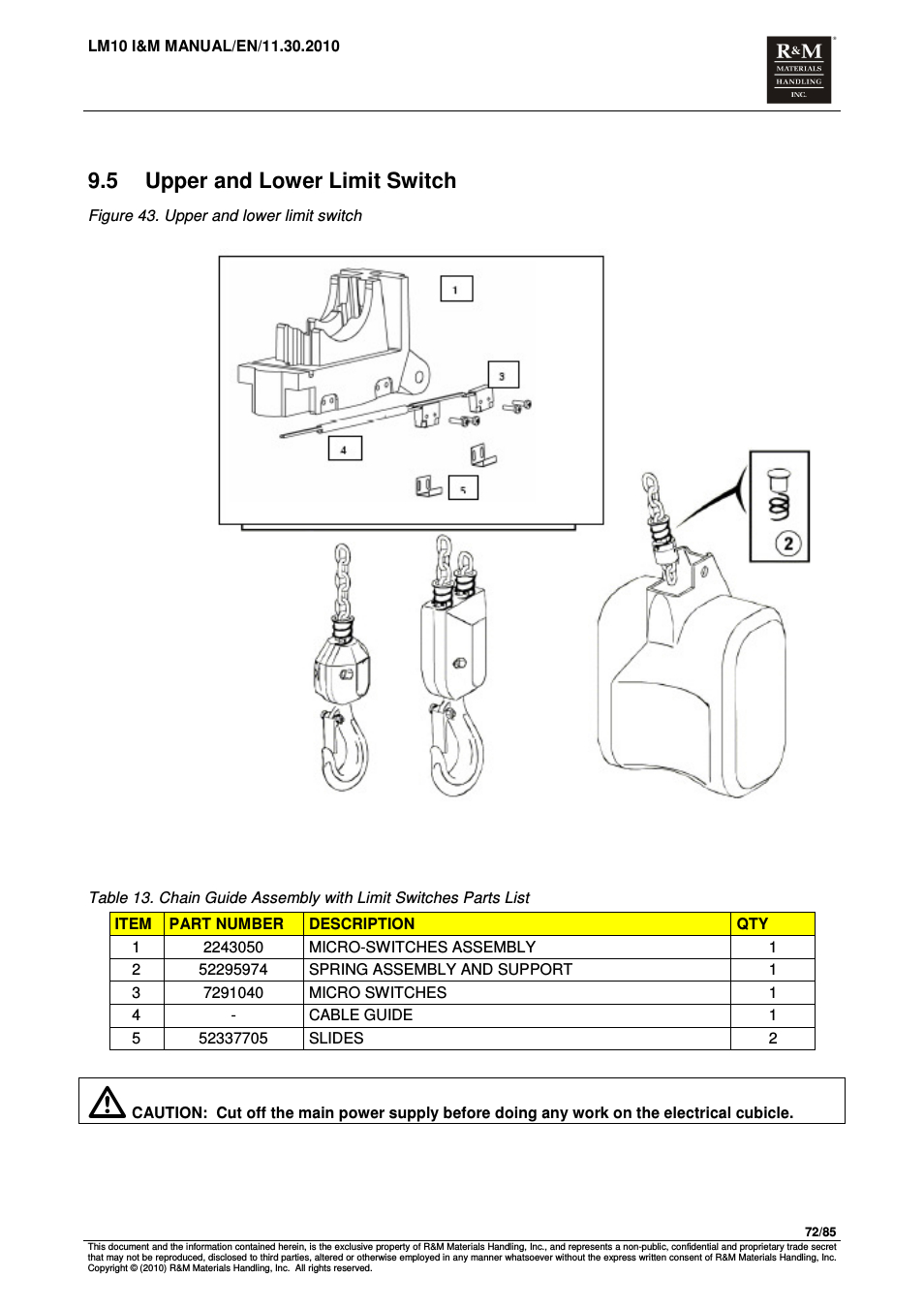 cm shopstar hoist wiring diagram Download-Cm Hoist Wiring Diagram 5 Wire Wiring Diagram 16-a