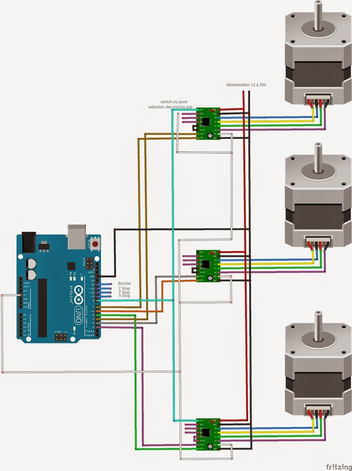 Cnc Router Wiring Diagram Gallery