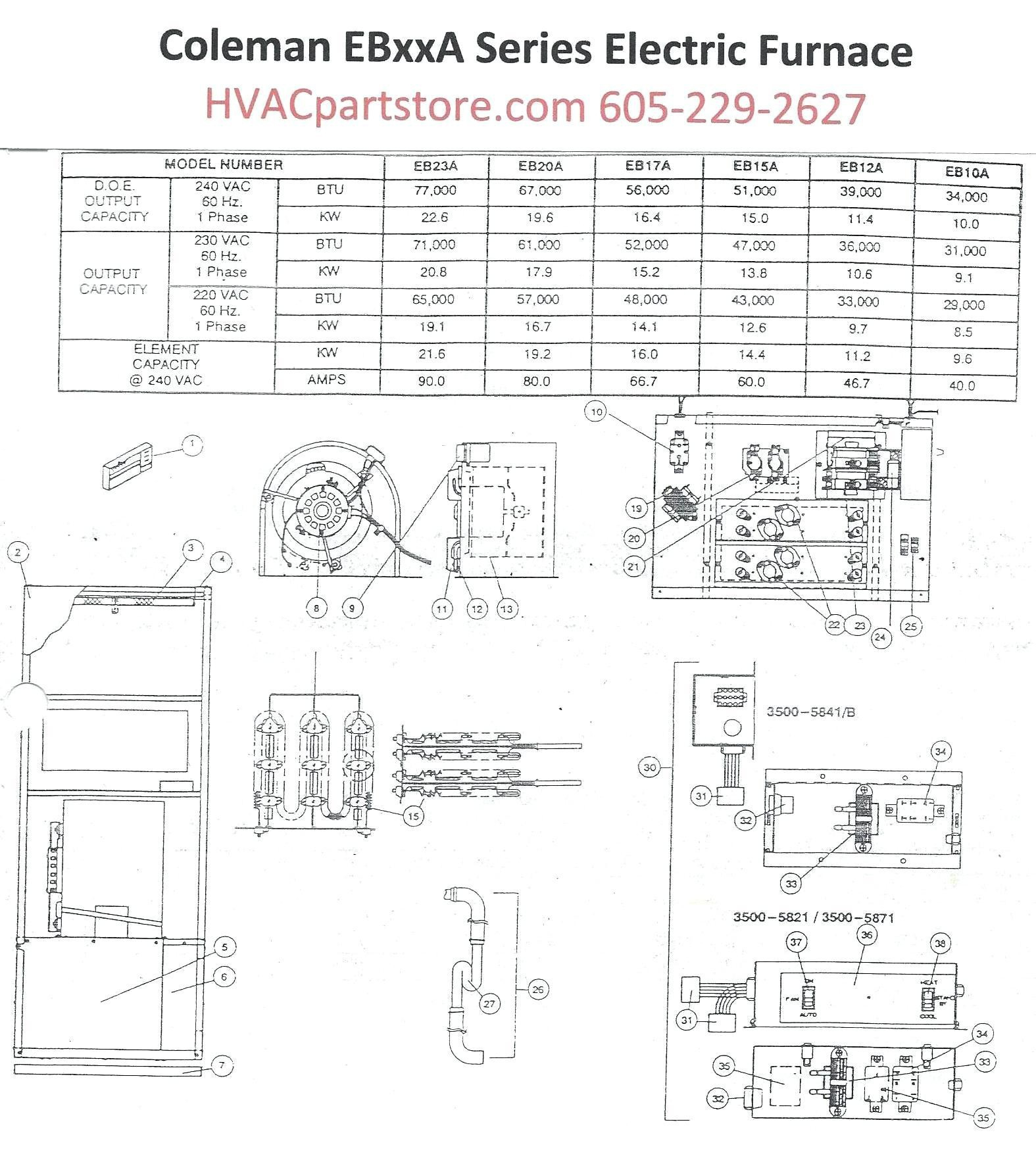 Carrier Electric Furnace Wiring Diagrams For Payne