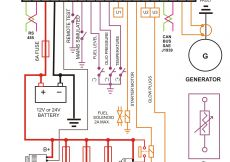 Control Panel Wiring Diagram Pdf - Perkins Generator Wiring Diagram Save Olympian Generator Control Panel Wiring Diagram Inside Sel 2l