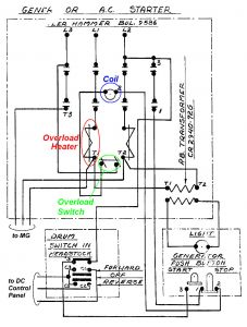 Cutler Hammer Starter Wiring Diagram - Category Wiring Diagram 53 17a