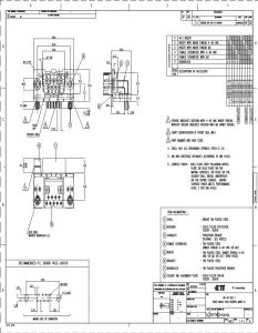 D Sub 9 Pin Connector Wiring Diagram - Enlarge 20e