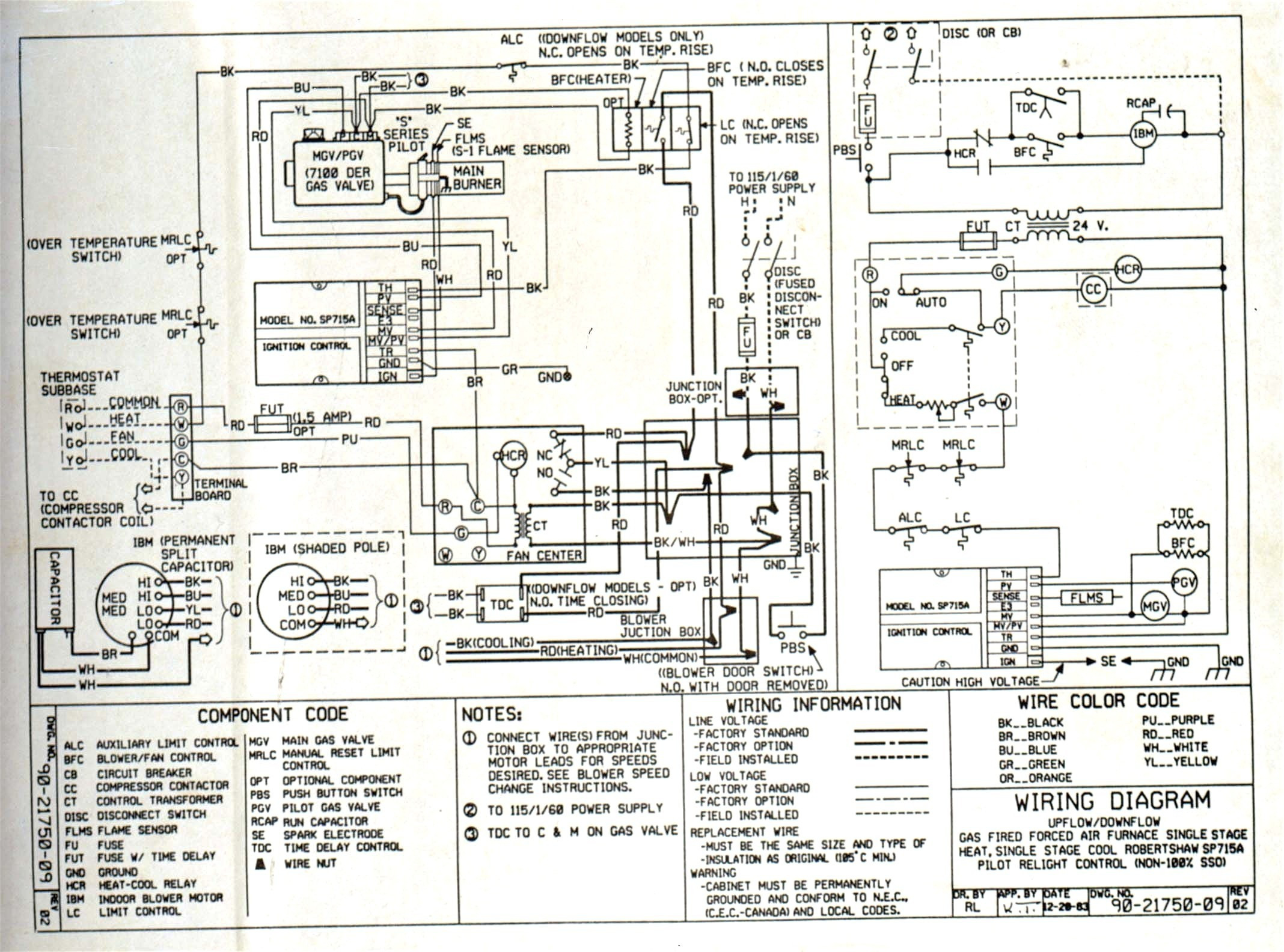 Daikin Mini Split Wiring Diagram Sample