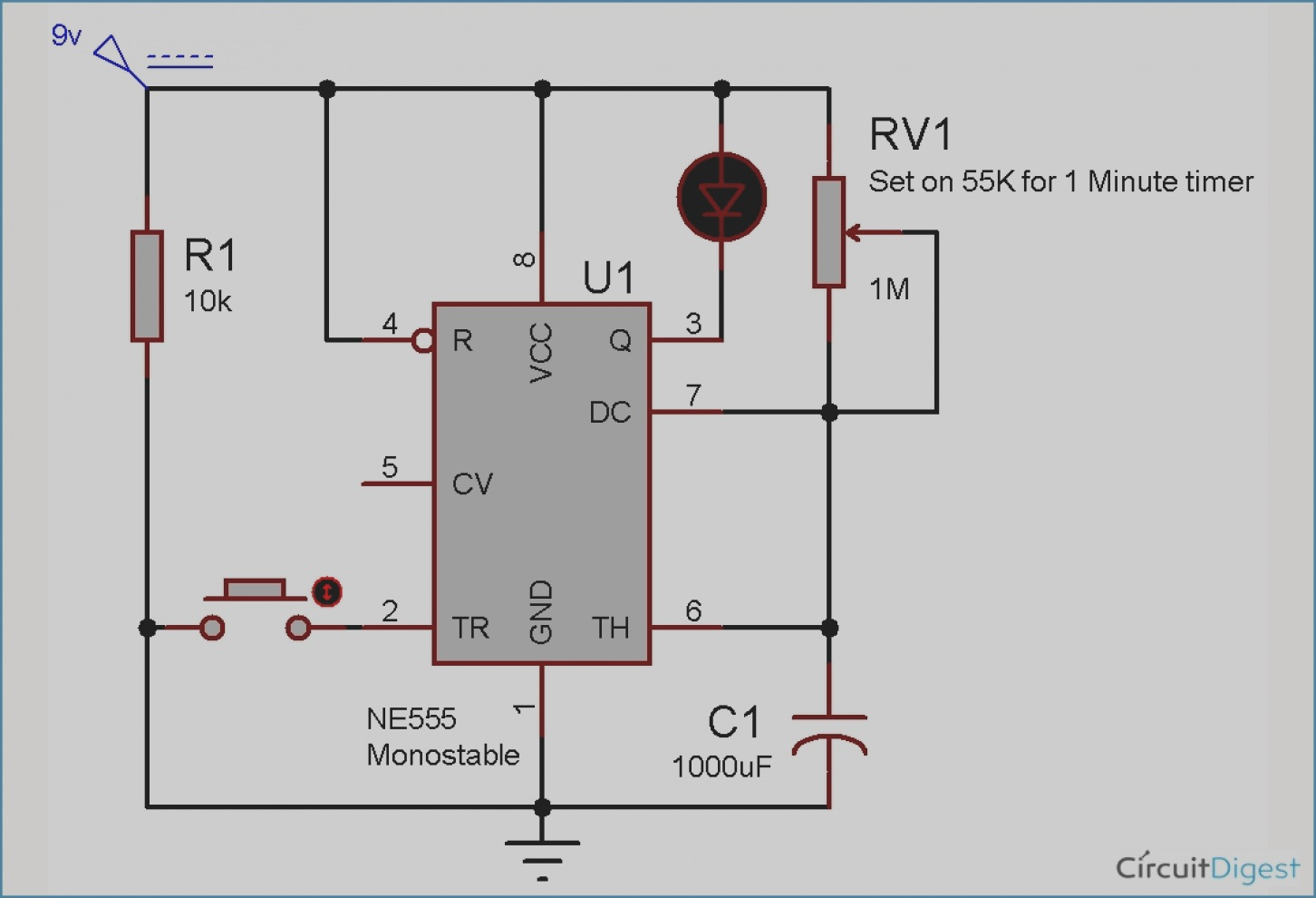 Dayton Off Delay Timer Wiring Diagram Collection on