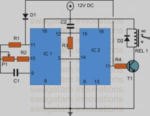 Dayton Off Delay Timer Wiring Diagram - New Time Delay Relay Wiring Diagram astounding How Make Long Duration Timer Circuit Pin 5f
