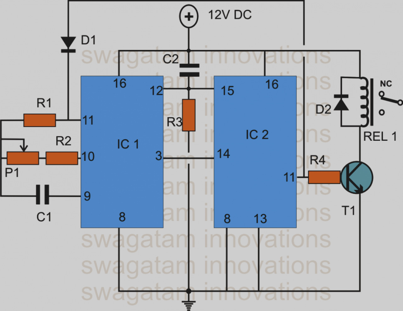 Dayton Off Delay Timer Wiring Diagram - New Time Delay Relay Wiring Diagram astounding How Make