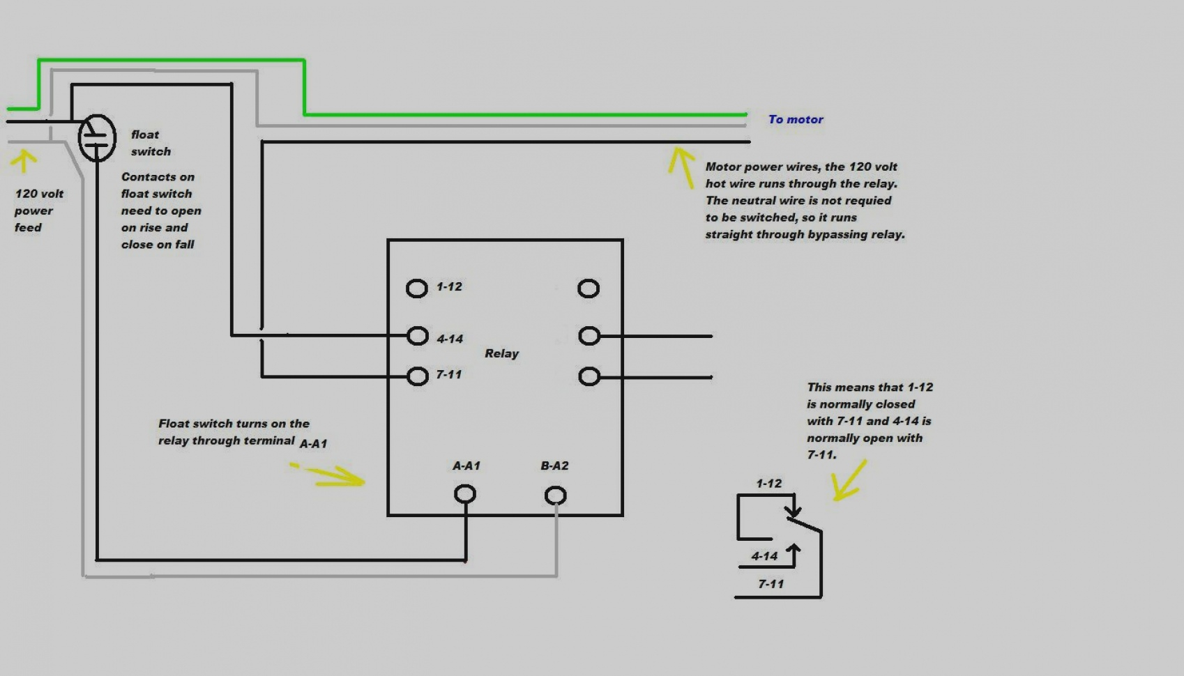 Relay Wire Diagram | Wiring Diagram