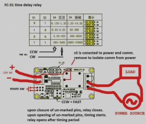 Dayton Time Delay Relay Wiring Diagram - Best Time Delay Relay Wiring Diagram Fc 32 Arduino Pinterest 18f
