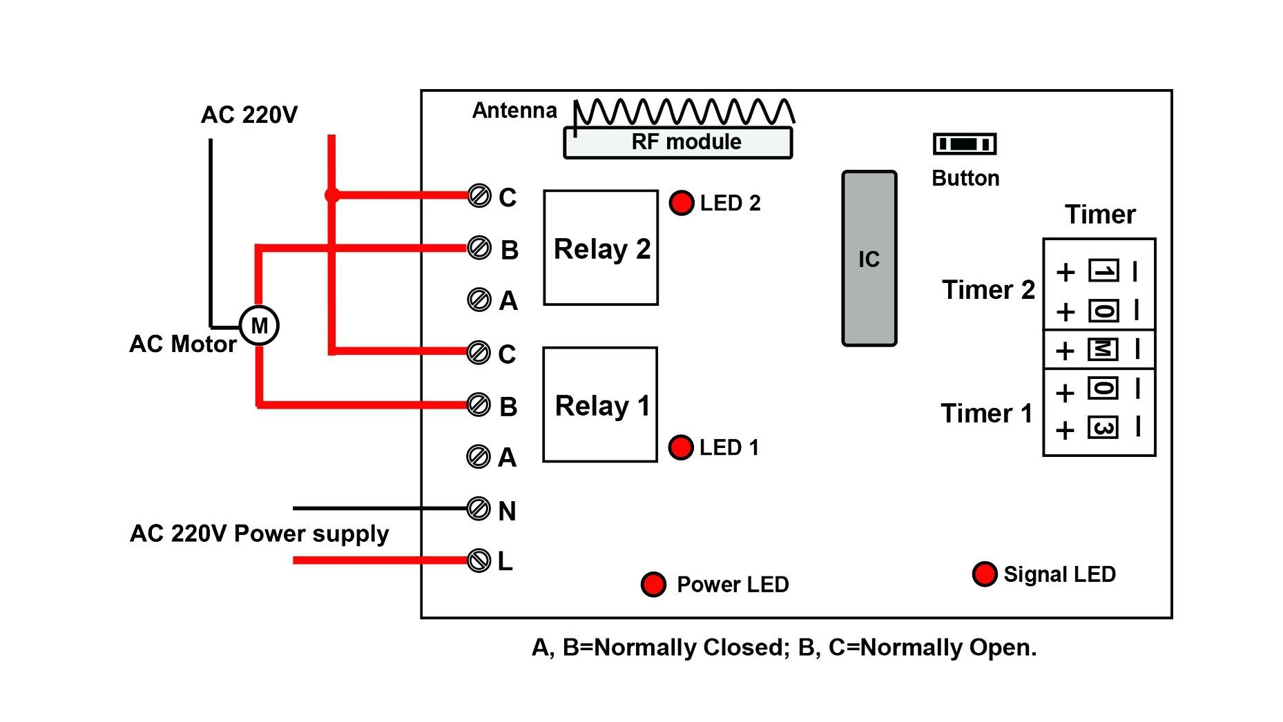 dayton time delay relay wiring diagram gallery. Black Bedroom Furniture Sets. Home Design Ideas