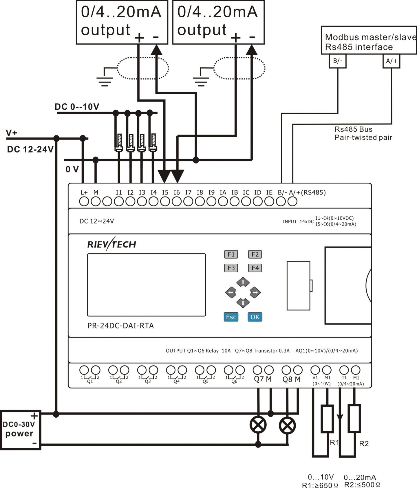 Dectron Wiring Diagram - 3 Wire Rtd Wiring Diagram Awesome Phase isolator  Switchg Diagram Rotary Position