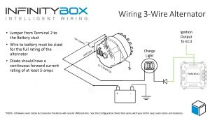 Delco Alternator Wiring Diagram - Wiring Diagram for 2 Wire Alternator Fresh Gm Alternator Wiring 18p