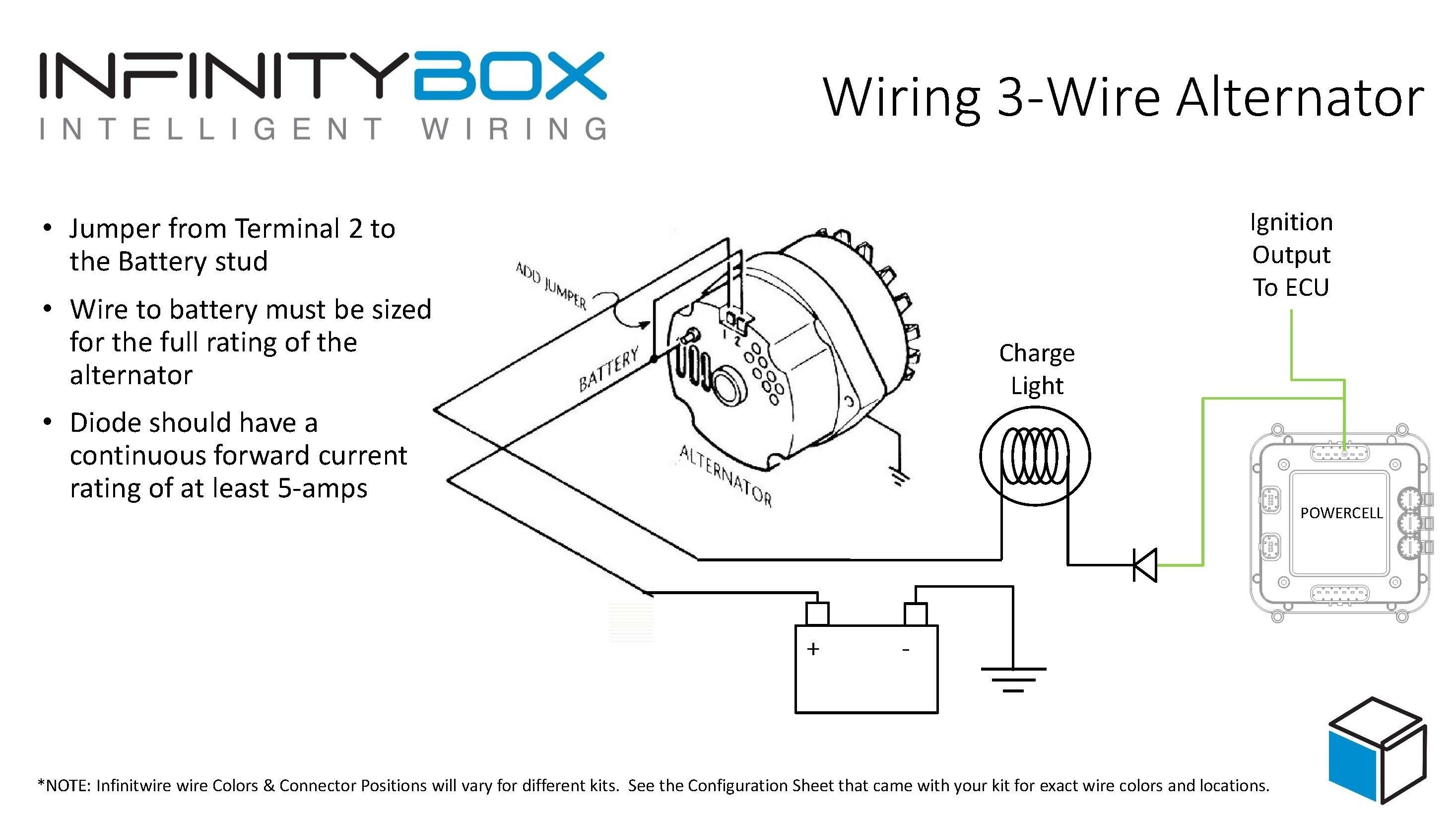 Diagram Alternator Wiring