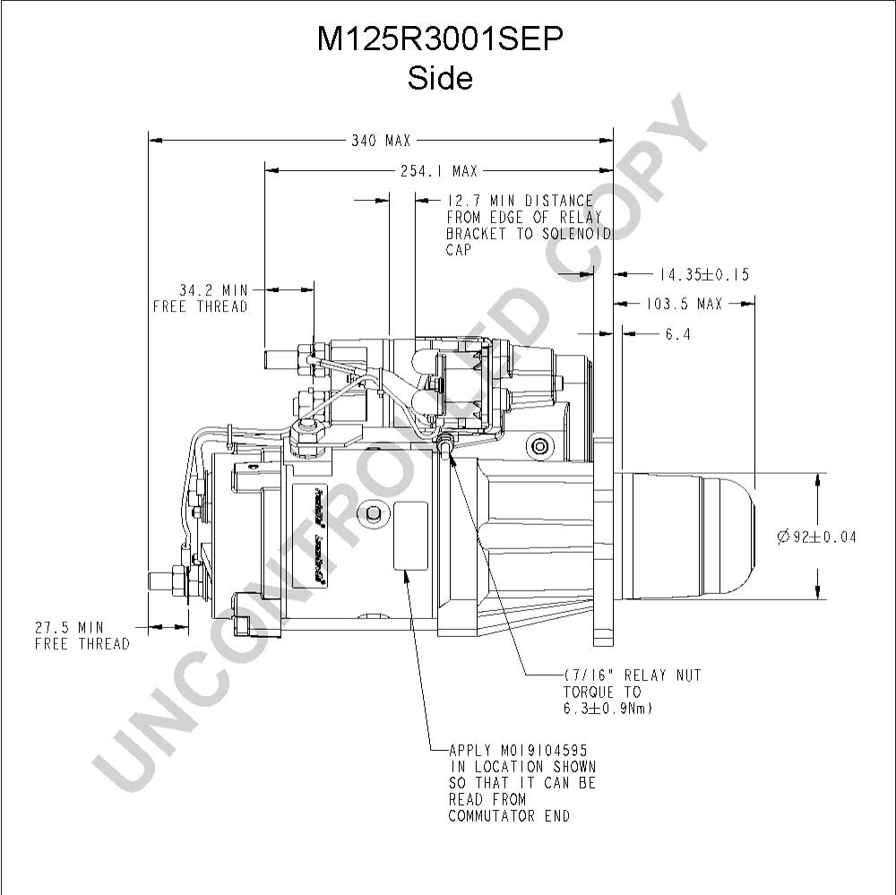 delco model 09354155 wiring diagram delco electric motor wiring diagram collection