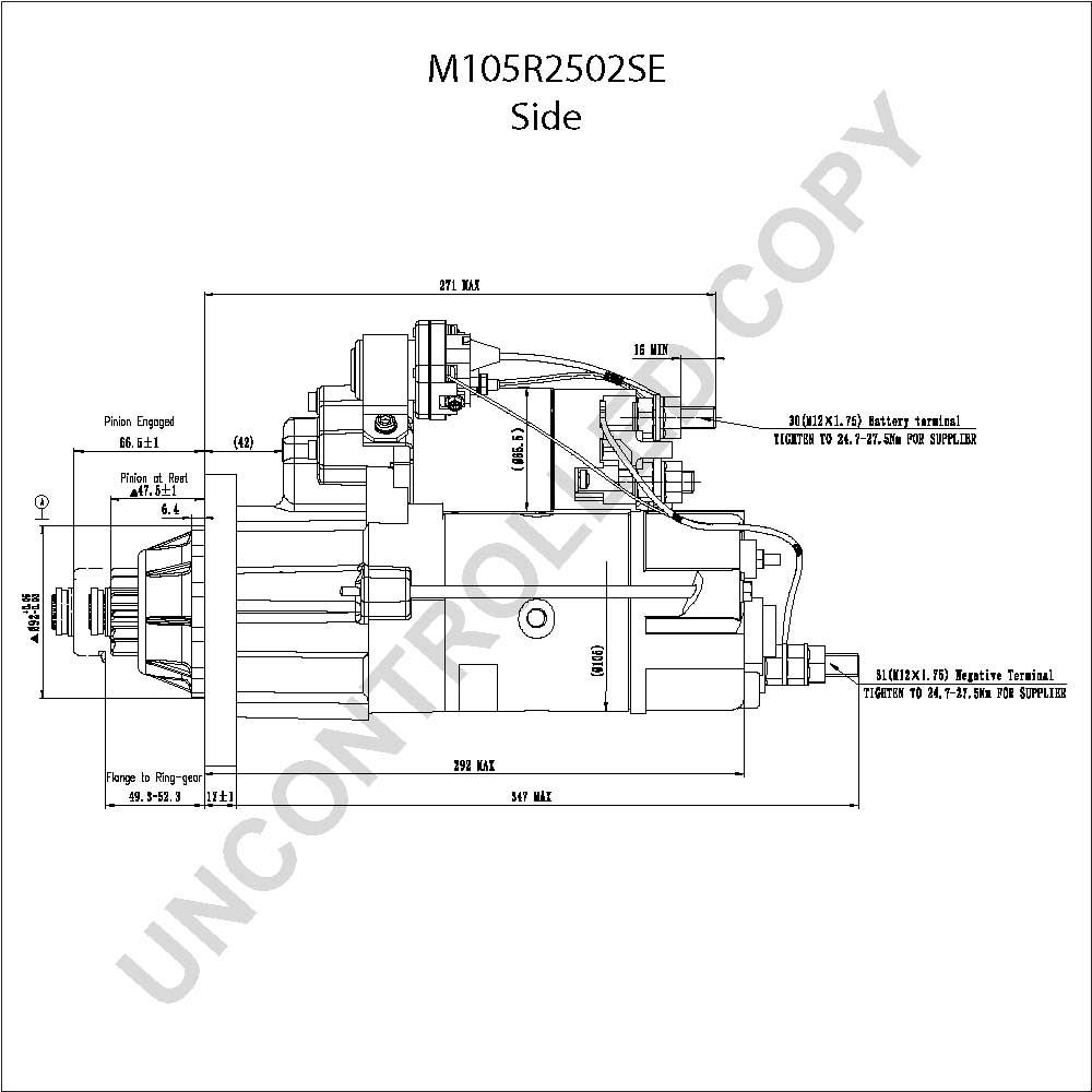 Alternator Wiring Diagram Delco Remy
