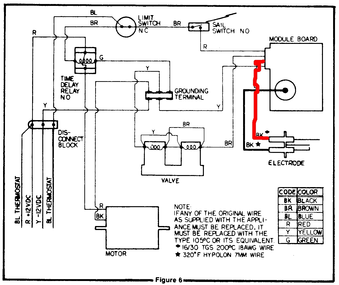 diagram duo therm rv thermostat wiring