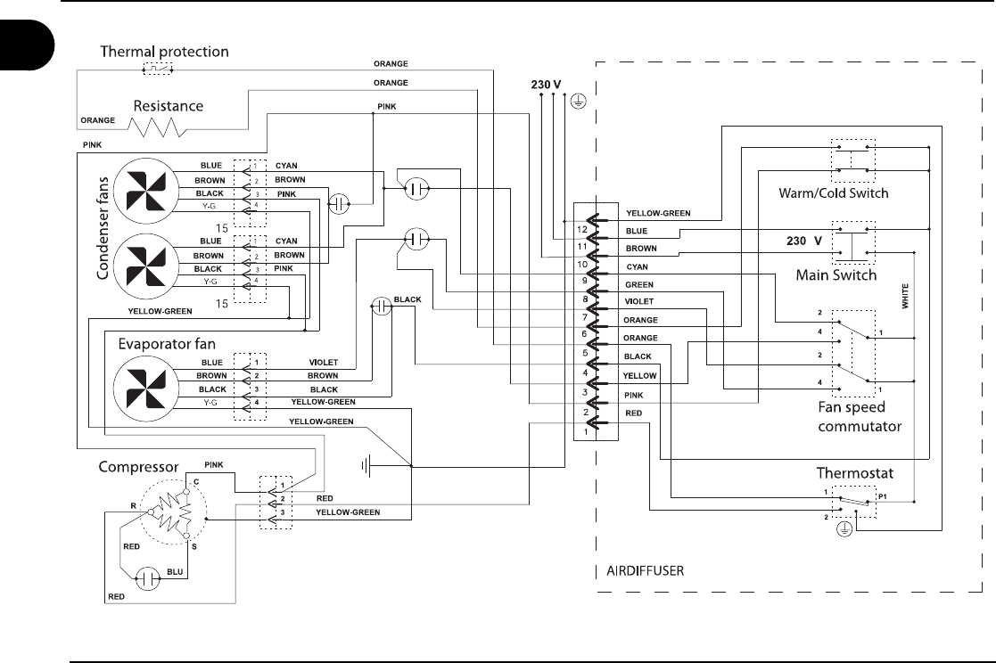 29 Dometic Rv Thermostat Wiring Diagram