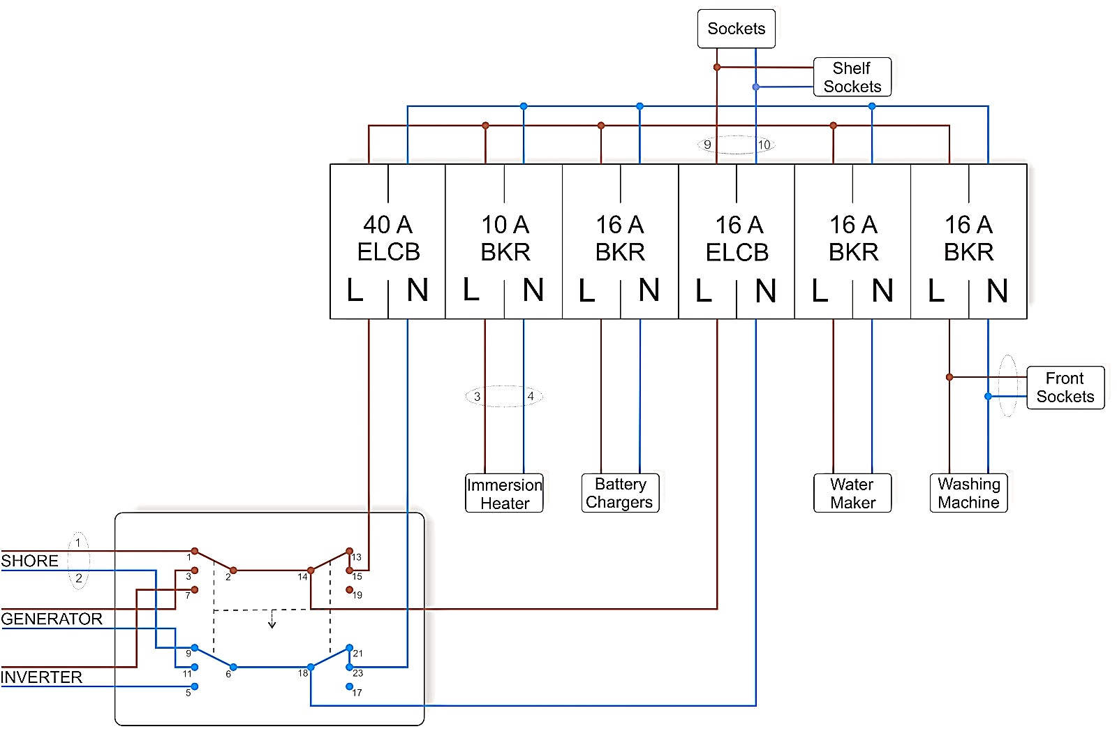 Dual Lite Inverter Wiring Diagram Download