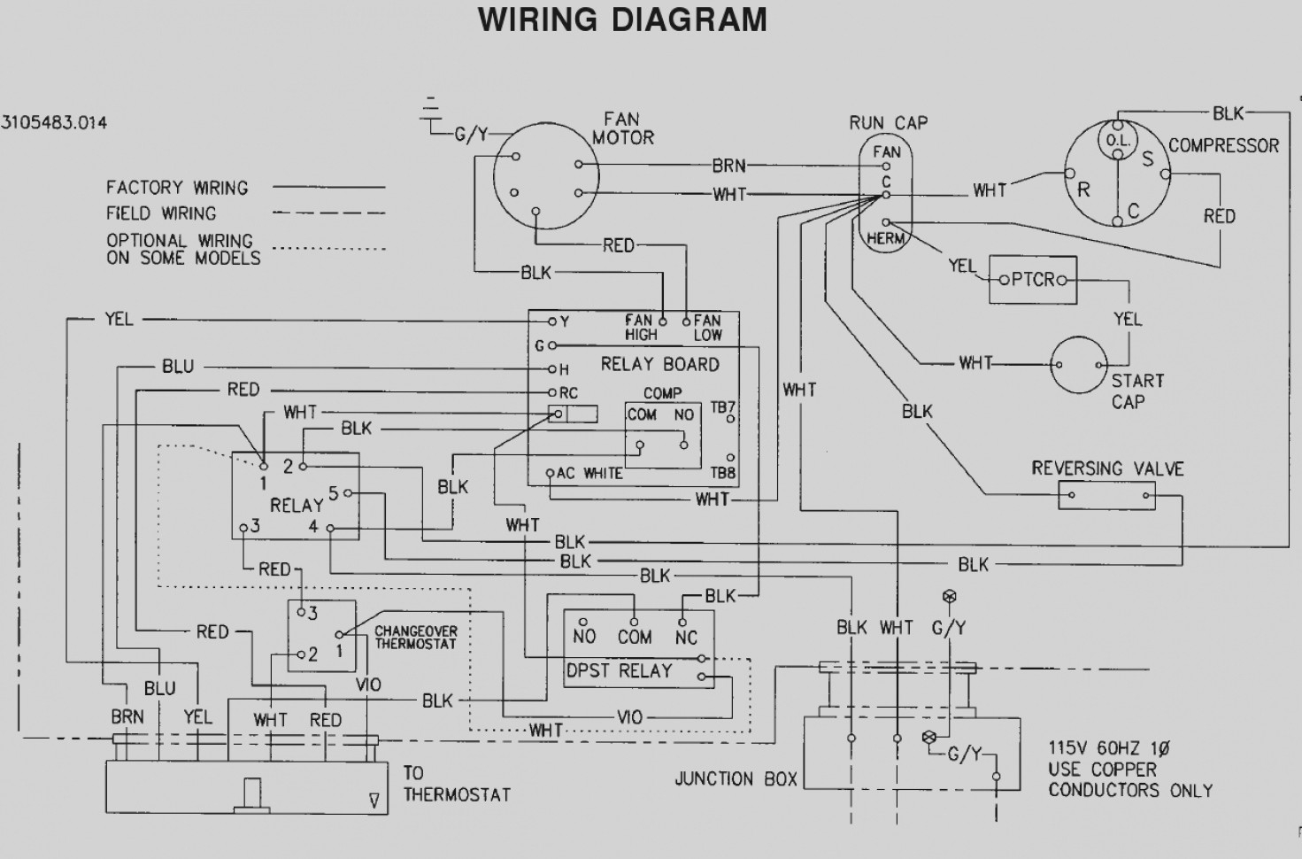 duo therm thermostat wiring diagram collection rv thermostat wiring instructions keystone rv thermostat wiring diagrams