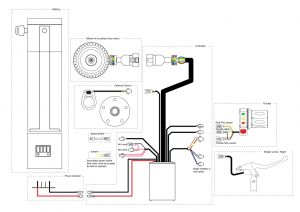 Ebike Wiring Diagram - Izip Via Mezza Enlightened Wiring Diagram 7s