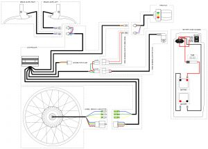Ebike Wiring Diagram - Izip Via Mezza Wiring Diagram 4p
