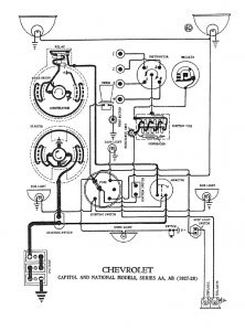 Electric Fireplace Wiring Diagram - 1927 Capitol & National Models 1928 1928 Wiring Diagrams 12l
