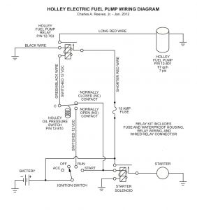 Electric Fuel Pump Wiring Diagram - Delphi Fuel Pump Wiring Diagram 2f