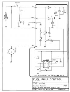 Electric Fuel Pump Wiring Diagram - Electric Fuel Pump Wiring Diagram Lovely How to Rewire Install Fuel 8c
