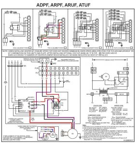 Electric Heat Strip Wiring Diagram - Wiring Diagram Electric Furnace Wire Coleman Mobile Home for Alluring Goodman Heat Strip 0 16i