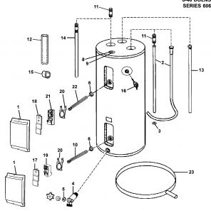 Electric Water Heater Wiring Diagram - Wiring Diagram Electric Water Heater New Electric Water Heater Parts Diagram 16m
