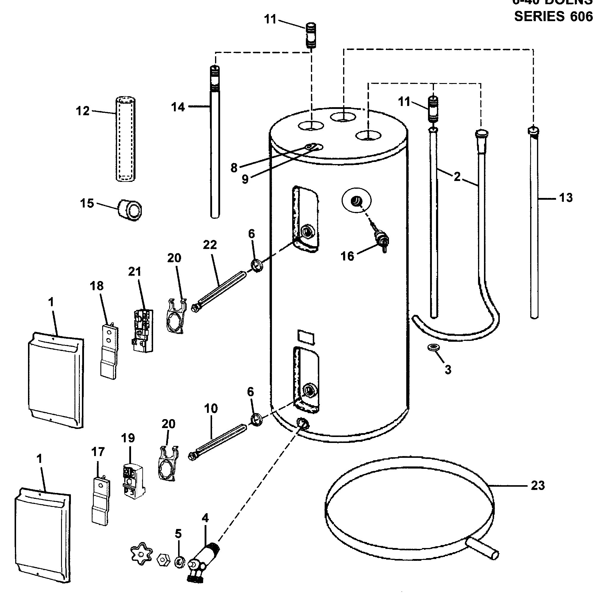 electric water heater wiring diagram Collection-Wiring Diagram Electric Water Heater New Electric Water Heater Parts Diagram 5-c