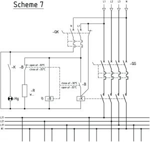 "Electrical Panel Board Wiring Diagram Pdf - Wiring Diagram Overcurrent Relay Refrence Further Electrical Dimensional Parameters for ""panel Boards 19c"