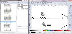 Electronic Wiring Diagram software - Schematic Editing In the Inkscape tool 19n