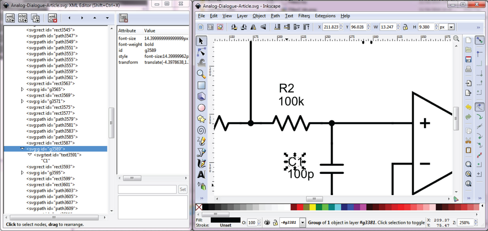 Electric Circuit Drawing Software