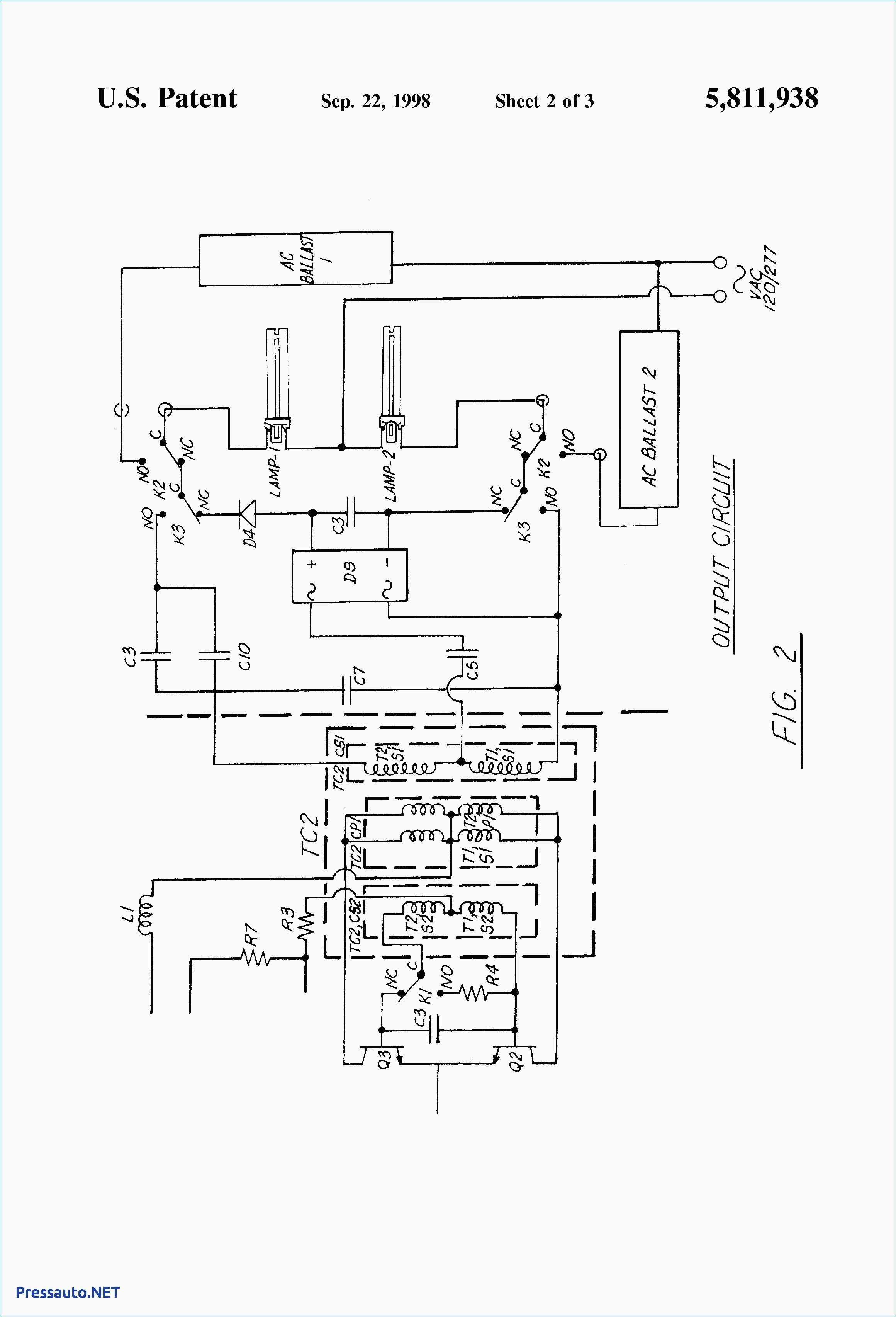 emergency exit light wiring diagram sample