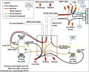 Exhaust Fan thermostat Wiring Diagram - Exhaust Fan Wiring Diagram Unique 3 Speed Ceiling Fan Switch Wiring Diagram Best Hampton Bay Fan 11k