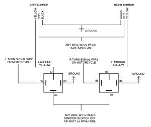 Extreme Tactical Dynamics Wiring Diagram - Rivco Dual Relay Diagram 19g