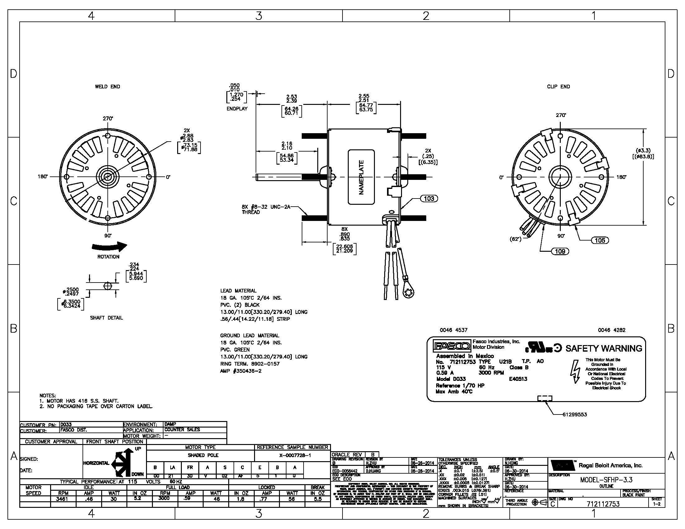 fasco motors wiring diagram Collection-Wiring Diagram Fasco Motors Best Wiring Diagram for Fasco Blower Motor Fresh Wiring Diagram Shaded 18-i