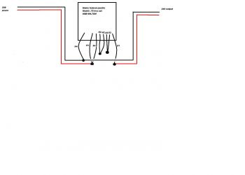 Federal Pacific Buck Boost Transformer Wiring Diagram - Federal Pacific Transformer Wiring Diagram Example Electrical 12m
