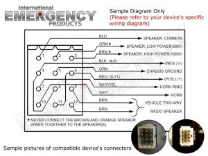 Federal Signal Pa300 Wiring Diagram - Category Wiring Diagram 114 Federal Signal Pa300 Wiring Diagram Sample 2o