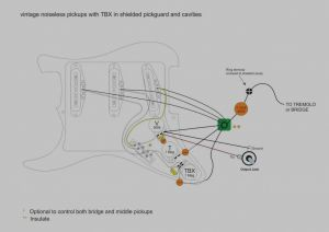 Fender Hot Noiseless Wiring Diagram - 26 Inspirational Pickup Wiring Diagram Stratocaster and Fender Vintage Noiseless Pickups Wire Center 2c