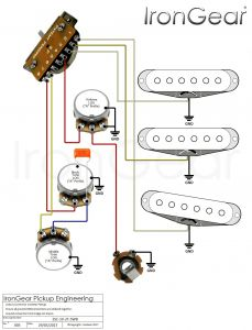 Fender Strat Wiring Diagram 5 Way Switch - Wiring Diagram for Fender Stratocaster 5 Way Switch Fresh Wiring Diagram for Fender Stratocaster 5 Way 9n