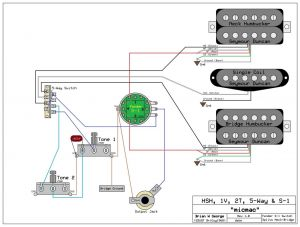 Fender Strat Wiring Diagram 5 Way Switch - Wiring Diagram for Fender Stratocaster 5 Way Switch Refrence Wiring Diagram Fender Strat 5 Way Switch 8a